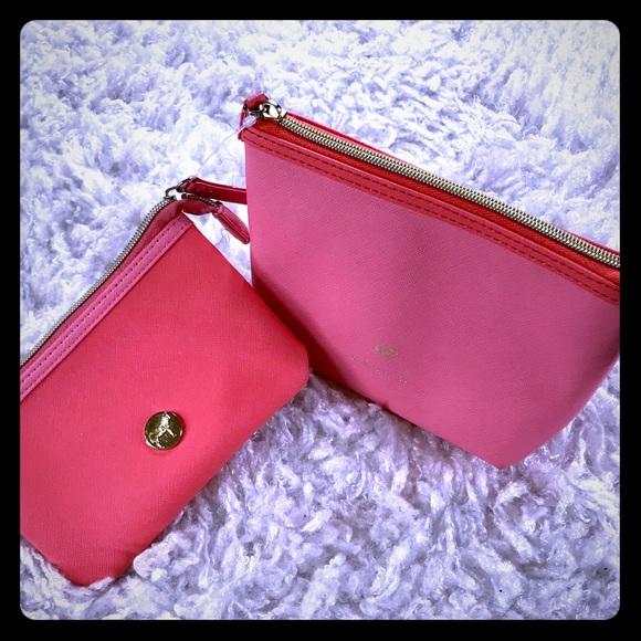 Dabney Lee Handbags - DABNEY LEE- SET OF 2 COSMETIC BAGS